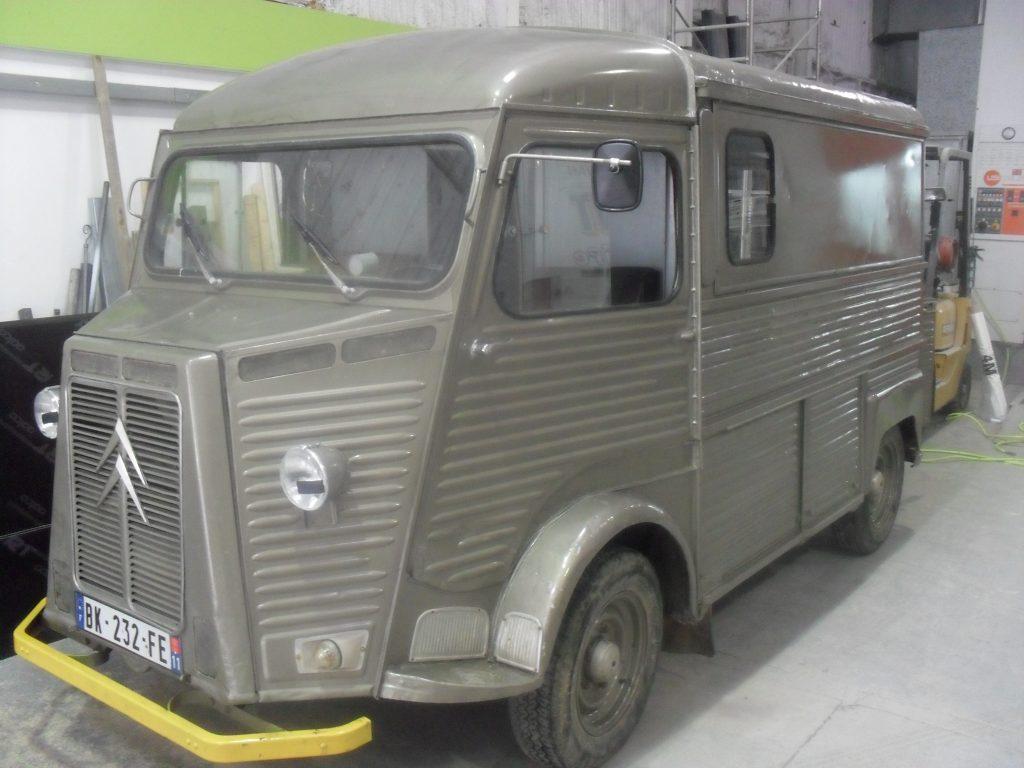 Conversions, H van (1)