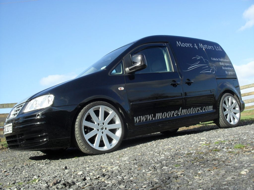 Our cars, VW Caddy