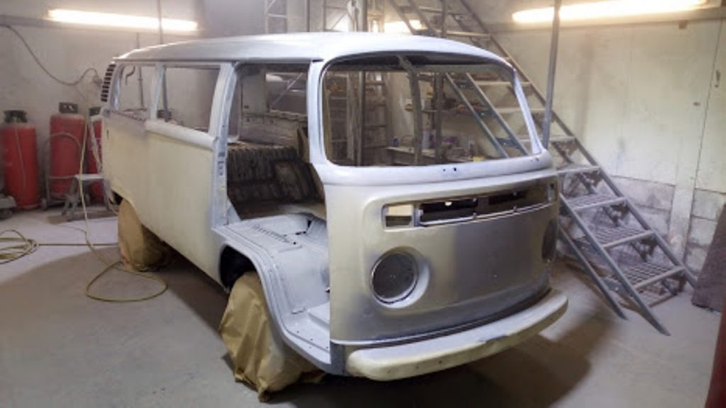 Our cars, VW T2 Bay (1)