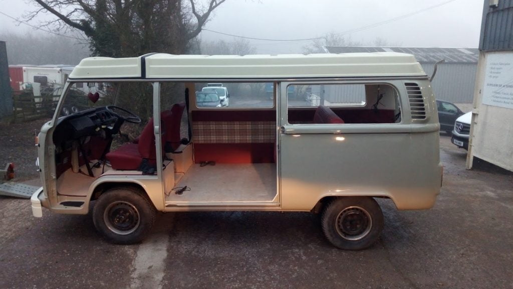 Our cars, VW T2 Bay (2)
