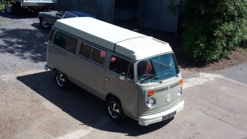 Our cars, VW T2 Bay (3)