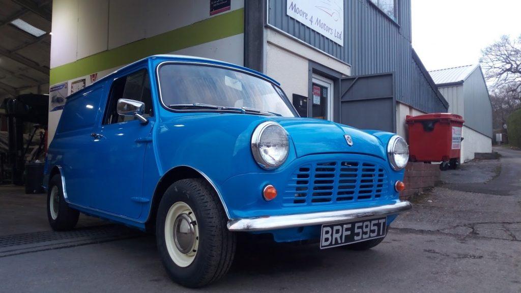 Refurb & Respray, Mini van (3)
