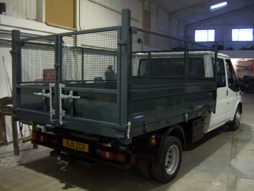 Refurb & Respray, Tipper body (3)