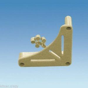 CAMPER, ALUMINIUM SUREJUST CLAMP TO SUIT 38MM DIAMETER SWIVEL TABLE LEG